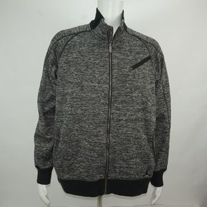 MENS AIR JORDAN FULL ZIP TRACK JACKET